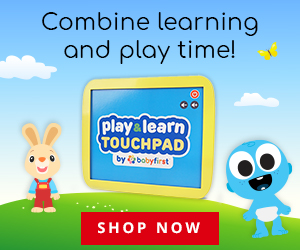 baby educational touchpad