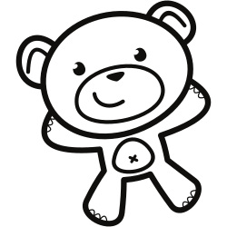 Berenstain bear coloring pages