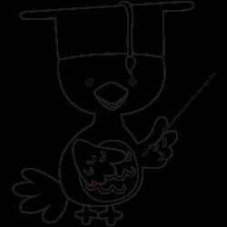 Teacher duck