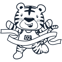 Tiger in the olympics