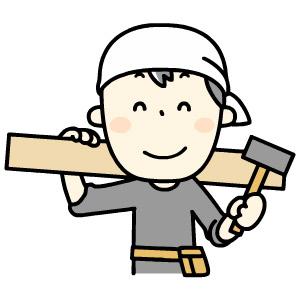 carpenter boy coloring