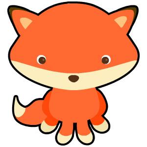 online fox painting