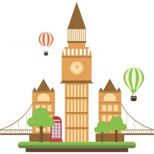london drawing tutorial
