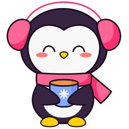 Penguin Drawing for kids